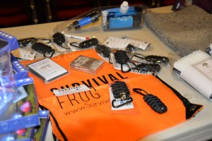 Survival Frog products