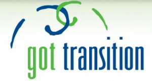 got transition logo