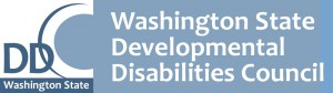Washington State Developmental Disabilities Council logo