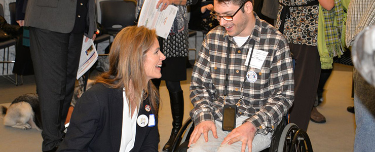 Annual Disability Legislative Reception Sponsored by the DD Council