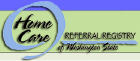 Washington State Home Care Referral Registry logo