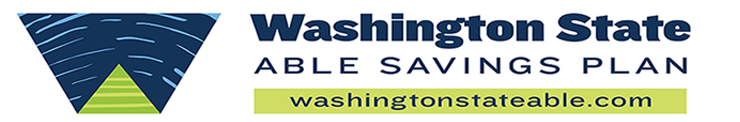 Washington State ABLE Savings Plan logo