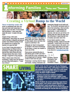 cover image of the 2017 Summer Newsletter