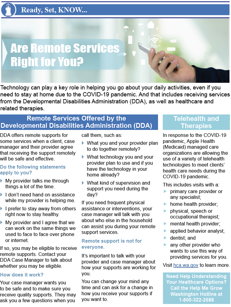 Thumbnail image of Remote Services article in PDF.