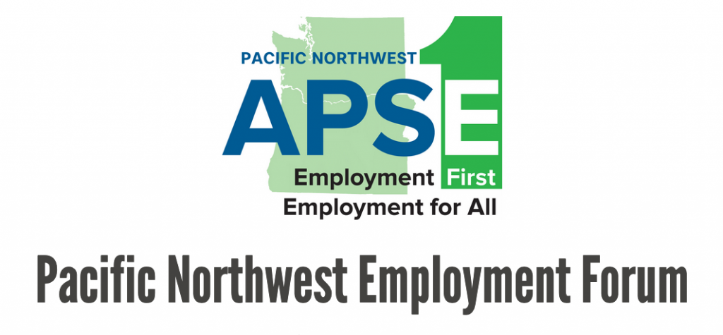 Pacific Northwest APSE Employment for All Conference logo.